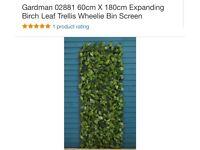Artificial birch tree trellis x 6 panels by Gardman