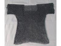 Handmade chainmail shirt
