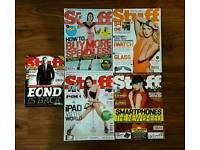 Stuff Magazine and National Geographic