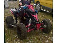 Yamaha Blaster 200cc quad