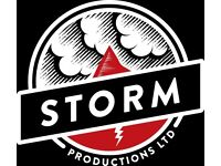 Musical Theatre singers required for recording project. Production Company looking for voices