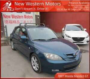 2007 Mazda MAZDA3 SPORT GT!! Call For More Details!!!