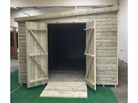 Shedheads- We custom made sheds and summerhouses, any size made