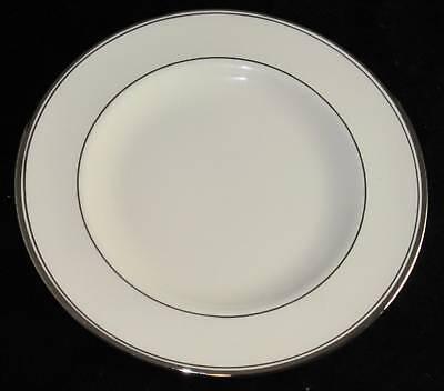 Haviland ORLY Platinum Rim & Verge Dinner Plate  ()