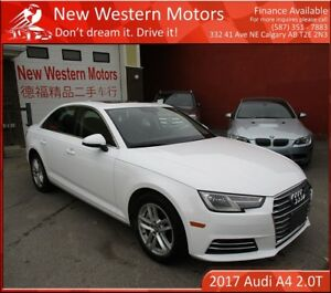 2017 Audi A4 2.0T Comfort!! Quattro!! Brand New Style!!