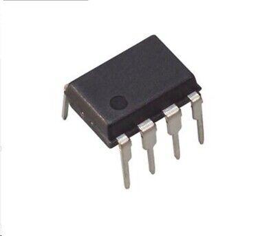 Ic Lm555cn Nsc Standard Timer Single 0c 70c 8-pin Pdip 10 Pcs
