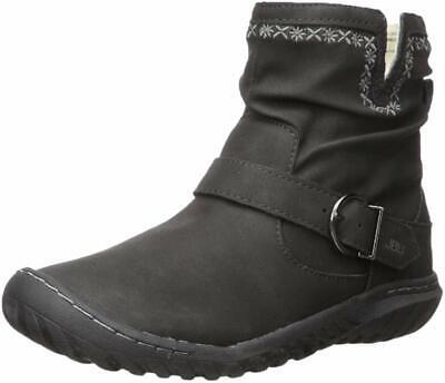 JBU by Jambu Women's Dottie Weather Ready Ankle Boot, Black,