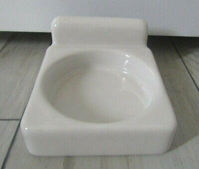 Vintage White Porcelain Wall Mount Bathroom Cup Glass Holder