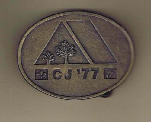 CJ 1977 Belt Buckle CS