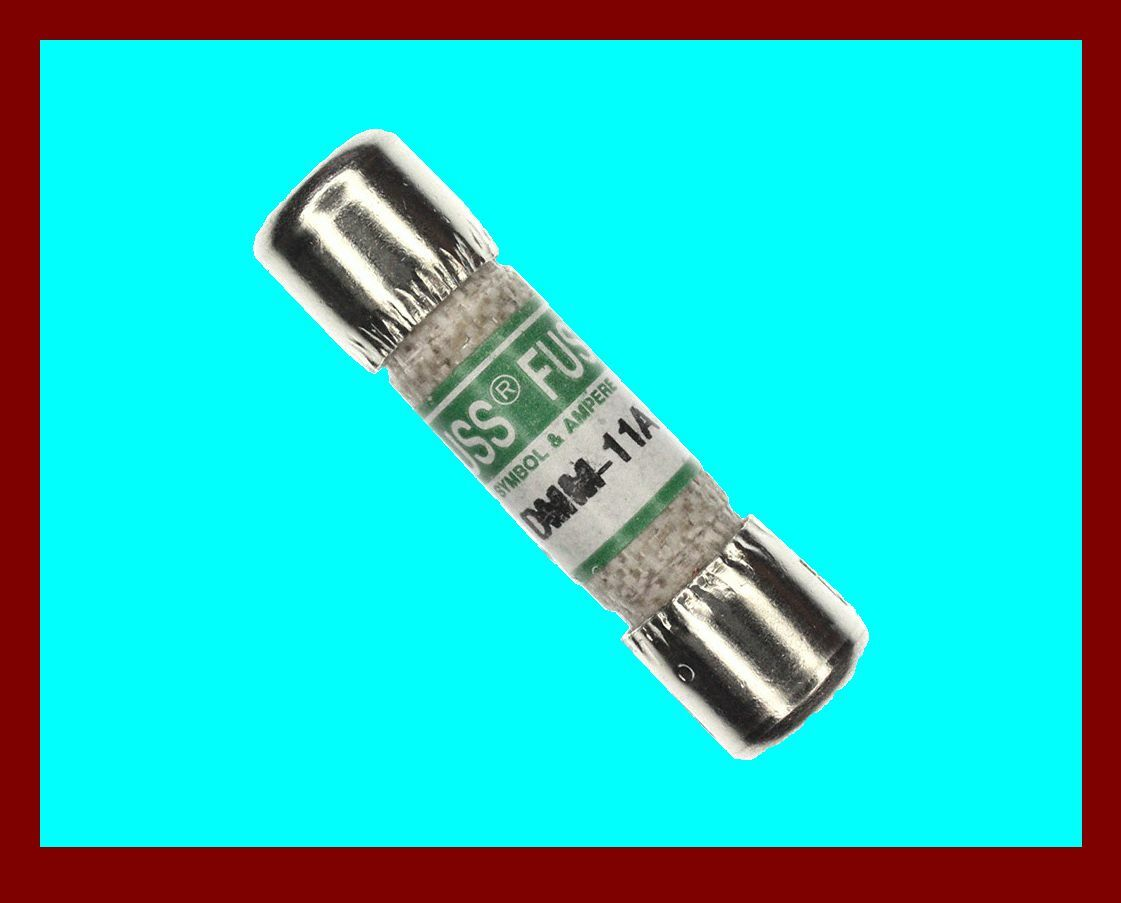 Genuine Bussmann Fluke replacement fuses for multimeter AU Seller ...