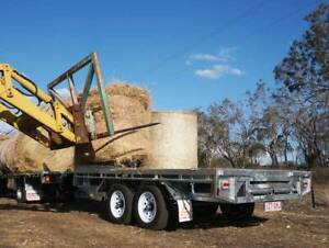 0% interest - New 12x7 Flat Top Tandem Axle Trailer For Sale Biggera Waters Gold Coast City Preview