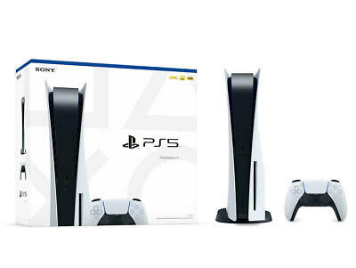 🔥PS5 Sony PlayStation 5 Console Disc Version🔥Brand New ✈️ Next Day Overnight
