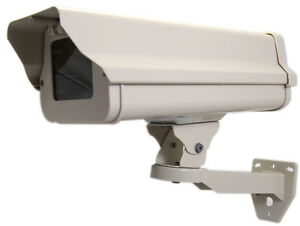 Waterproof-Security-Camera-Housing-Enclosure-CCTV-Box-Camera-With-Bracket