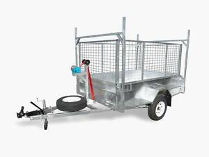 Hot Dipped Galvanized Tiapan Trailer Range Caboolture Caboolture Area Preview