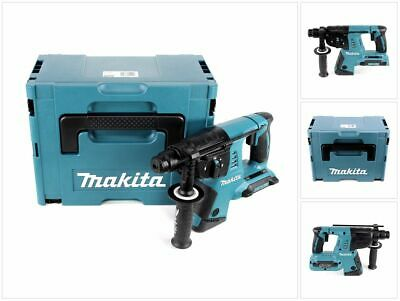 Makita DHR 263 ZJ Akku Bohrhammer 36V 3,0J SDS plus Solo + Makpac - ohne Zubehör