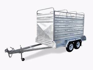 10x6 HeavyDuty Livestock Trailer HotDippedGal 3000Kg ATM Coopers Plains Brisbane South West Preview