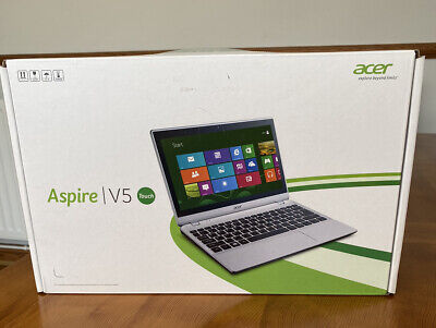 Acer Aspire V5-122P, 11.6in. (4GB) Notebook/Laptop touch screen, Silver