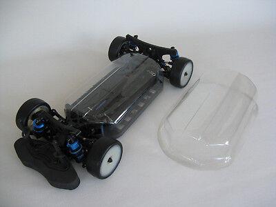 Regenabdeckung LRP S10 TC Chassis, Modellbau Kroh, Regenabdeckung, Regendeckel