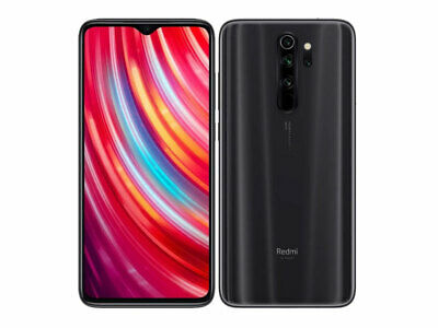 Redmi note 8 pro - Mineral Gray - 64 GB - 6GB - Global - Brand new from Canada