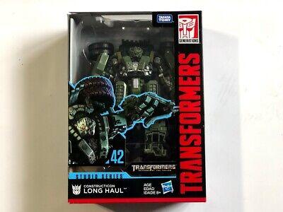 Transformers Studio Series 42 LONG HAUL ROTF Revenge of the Fallen Devastator