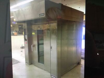 Lucks Double Rack Oven Gas B-lift - Shipping Available