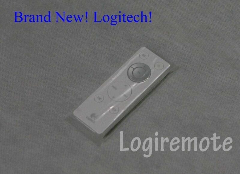 New! Genuine Logitech Remote Control for PureFi anywhere 2.0 speaker system