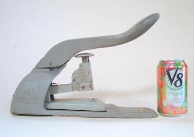 Vintage Heavy Duty Swingline Stapler No 13 With Power Lever Attachment