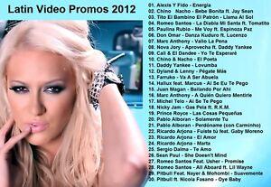 NEW-Promo-Latin-Hits-DVD-Hot-Latin-Video-Hits-2012-BEST-Spanish-Mix-on-Ebay