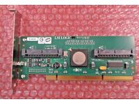 Intel SRCS28X RAID Controller Full-Height PCI-x 128MB Refurbished Board Only