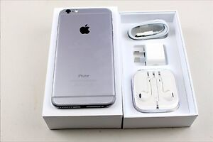 IPHONE 6  64 G PERFECT CONDITION GREY
