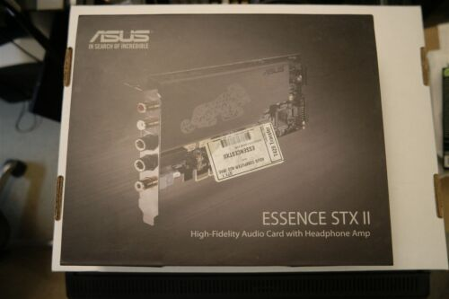 ASUS Xonar Essence STX II Sound Card