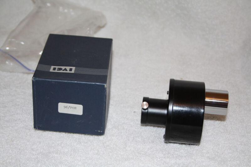 "IVCI Vintage .965"" Telescope Porro Prism Correct Image Eyepiece Holder - ""JAPAN"""