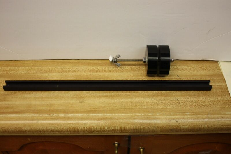 "ScopeStuff Telescope Counterweight Bar & (2) 1 pound CW for 12"" Meade LX200 SCT"