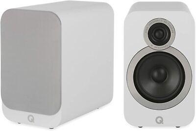 Q Acoustics 3020i Blanc mat (la paire) Enceinte Compacte