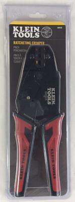 Klein Tools 3005cr Ratcheting Crimper - Brand New In Original Packaging