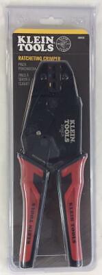New Klein Tools 3005cr Ratcheting Crimper