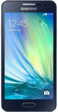 Refurbished: Samsung A300H Galaxy A3 DuoS 16GB zwart