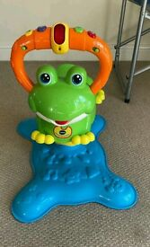 Kids Toy Vtech Jumping Frog