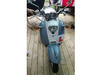 Boatian motorbike 55 cc