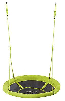 Hudora Nestschaukel rund 110cm Ø Schaukel 72156 bis 100kg belastbar