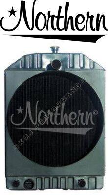 Northern 219702 Radiator White 2-85 2-105 Tractor Perkins Diesel 6.354 303158284