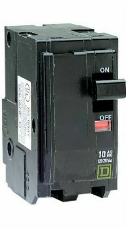 Square D by Schneider Electric QO230CP 30A Double Pole Plugon Circuit Breaker