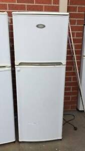 223 liter sharp fridge   it is good working order. please see pictures
