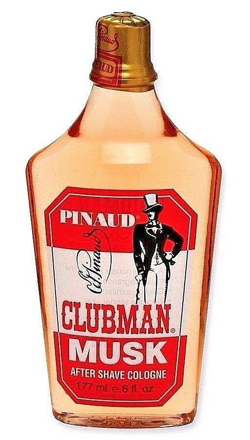 Clubman After Shave Cologne, Musk