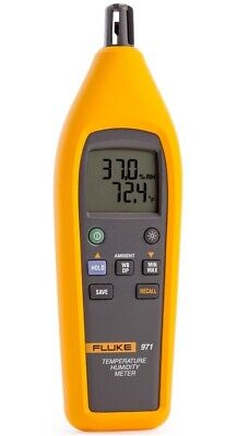 Fluke 971 Temperature Humidity Meter New