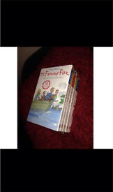 Brand New The Famous Five bookset