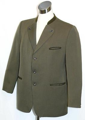 Loden Green  Wool Men German Austria Hunt