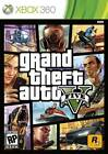 Grand Theft Auto V Microsoft Xbox 360 Racing Video Games