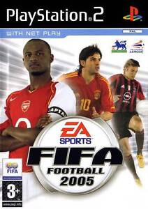 Playstation 2 Fifa Football 2005 Playstation 2 PS 2 FIFA 2005 Bundesliga - <span itemprop='availableAtOrFrom'>Austria, Österreich</span> - Playstation 2 Fifa Football 2005 Playstation 2 PS 2 FIFA 2005 Bundesliga - Austria, Österreich