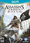 Assassin's Creed IV: Black Flag Nintendo Wii U Video Games